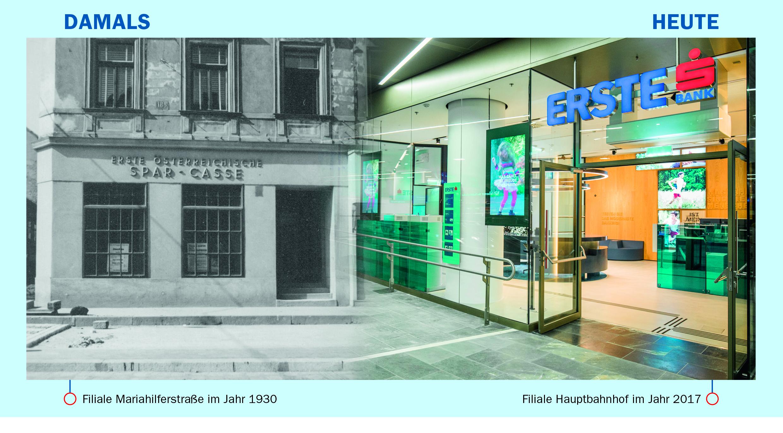 Apart Design Bank.First Erste Bank Branch Office Opened In Vienna 90 Years Ago
