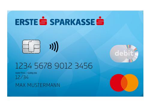 Kreditkartennummer Sparkasse